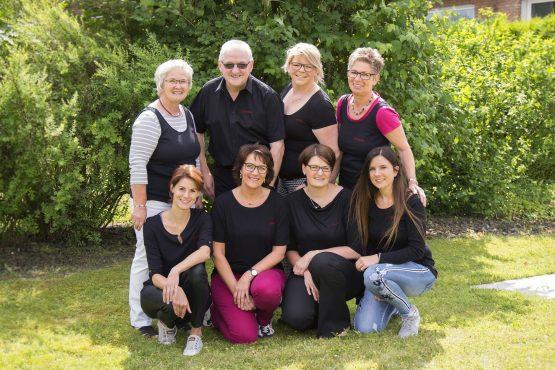 Das Team des Friseursalon Loick
